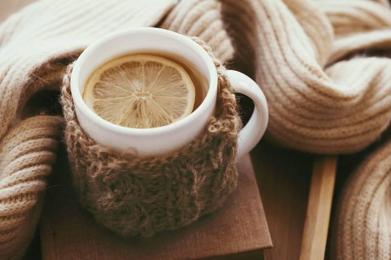 Пейте зимой больше чая