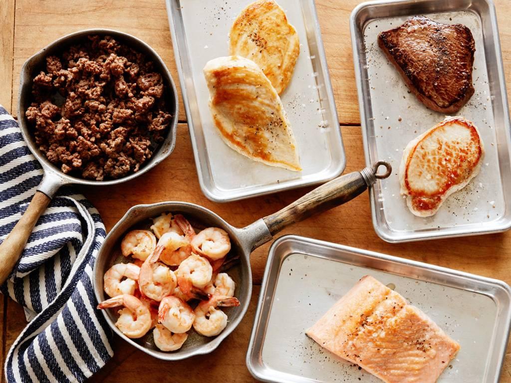 Сбалансированное питание зимой белки