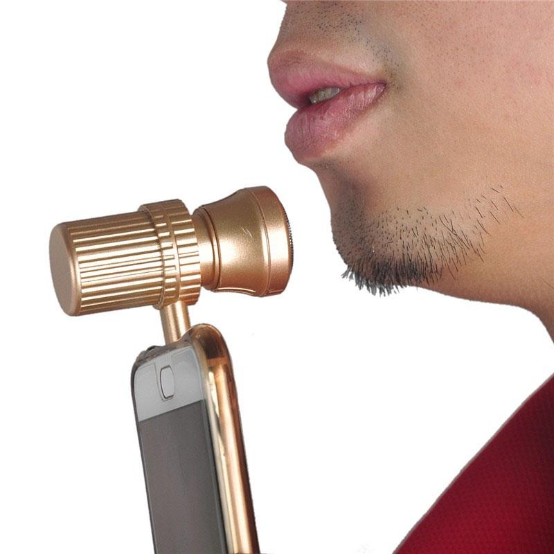 Электрическая бритва для смартфона