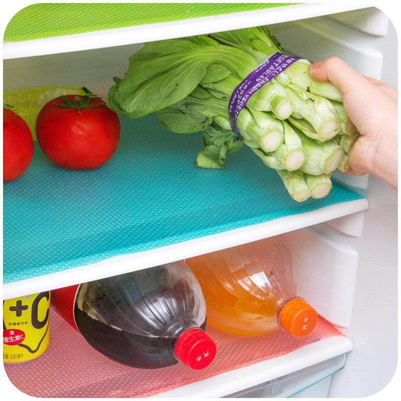 Силиконовые коврики для холодильника