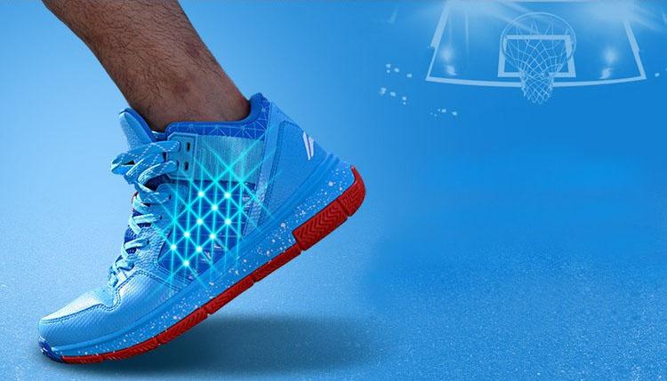 Li-Ning кроссовки мужские для баскетбола