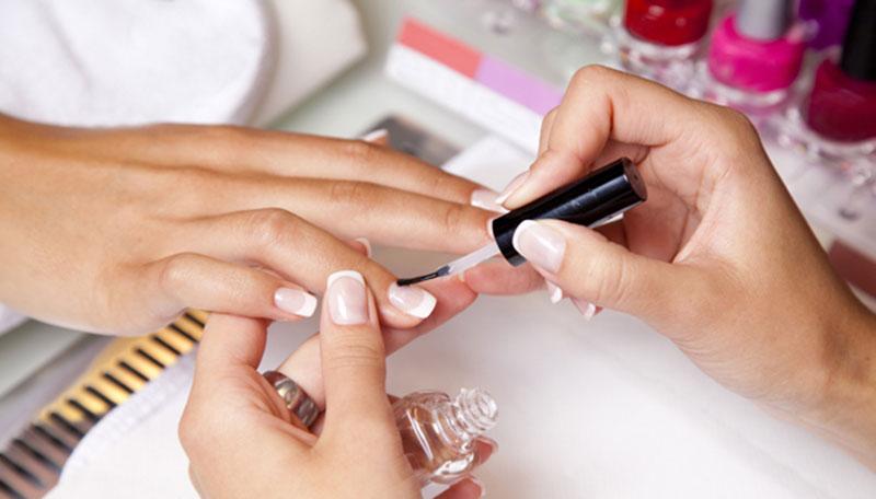 Технология покрытия ногтей трехфазным гель-лаком