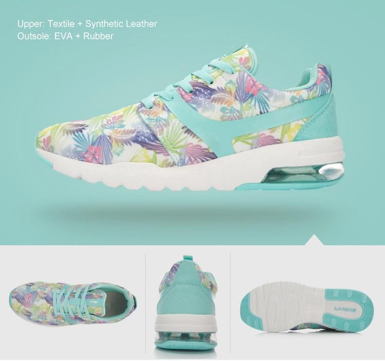 Женские кроссовки Li-Ning для ходьбы