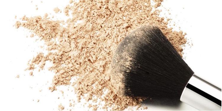 Идеальный макияж Пудра