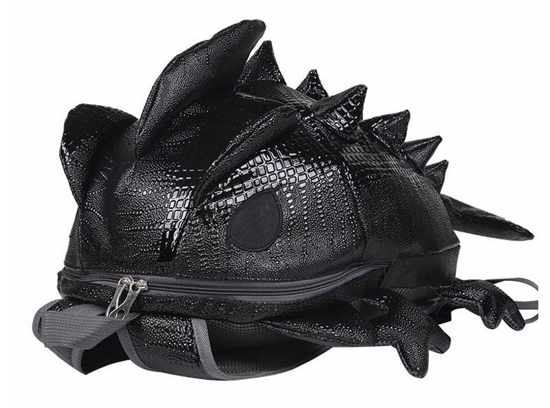 Рюкзак дракон с шипами