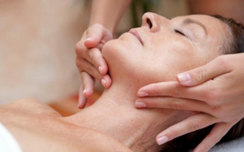 Салонные процедуры - Лимфодренажный массаж