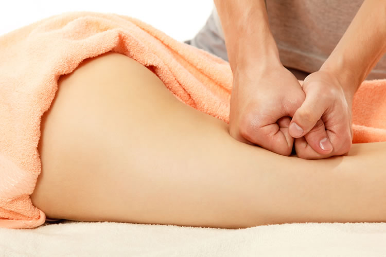 Салонные процедуры - антицеллюлитный массаж