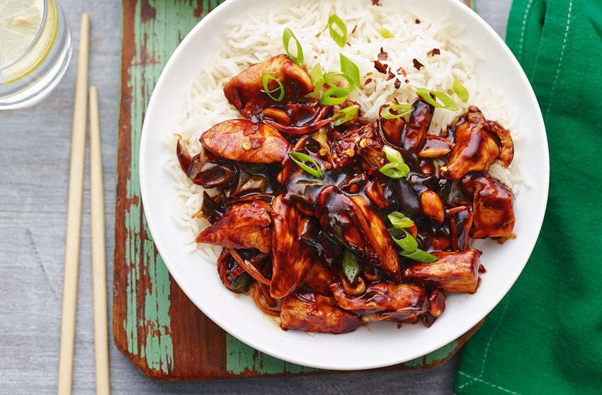 Китайская кухня основные ингредиенты