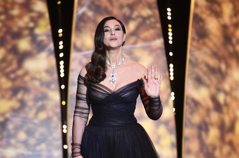 Моника Белуччи Каннский кинофестиваль 2017