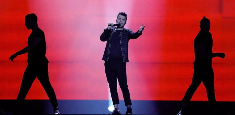 Овик Демирчян Евровидение 2017