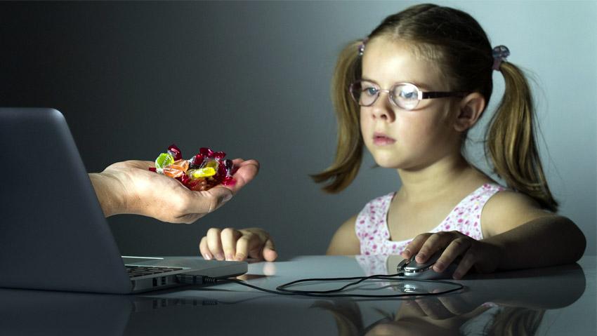 Дети и мошенники в интернете