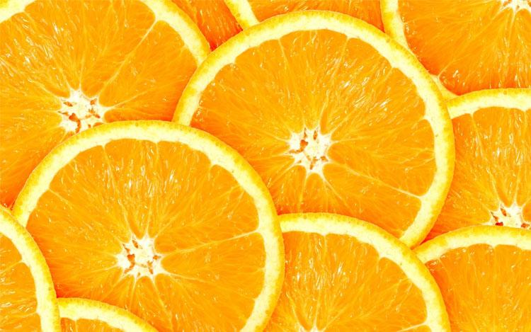 10 вариантов перекуса - апельсин