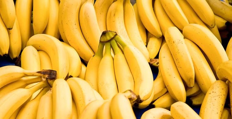 10 вариантов перекуса - бананы