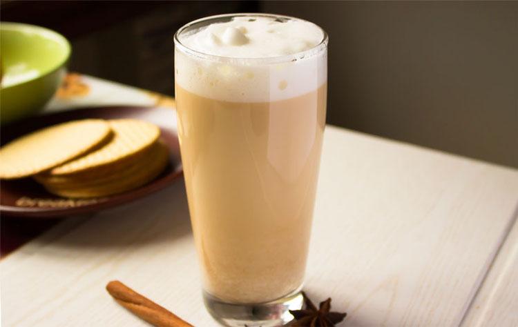 10 вариантов перекуса латте кофе