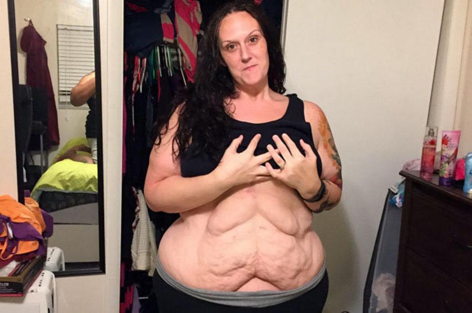 18 лет питалась в Макдональдсе и похудела