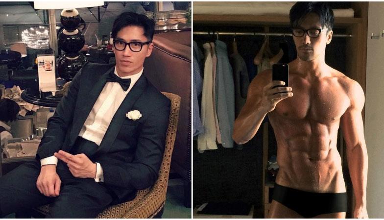 50-ти летний житель Сингапура с внешностью 20 летнего парня