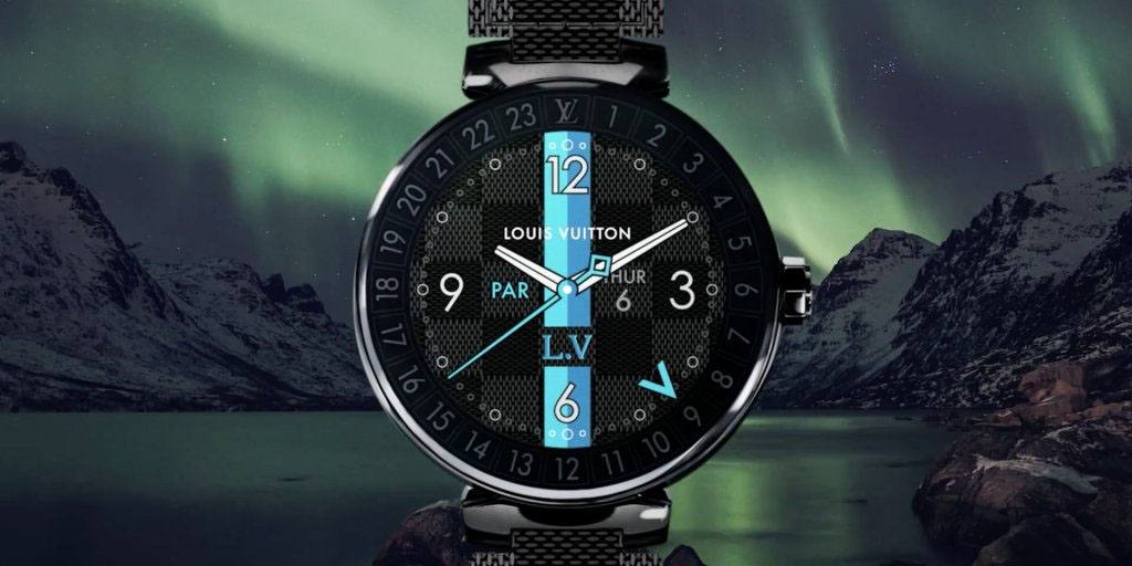 Louis Vuitton смарт часы