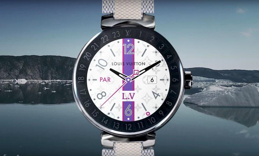 Louis Vuitton умные смарт часы