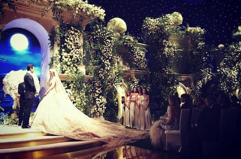 Свадьба в Лос-Анджелесе