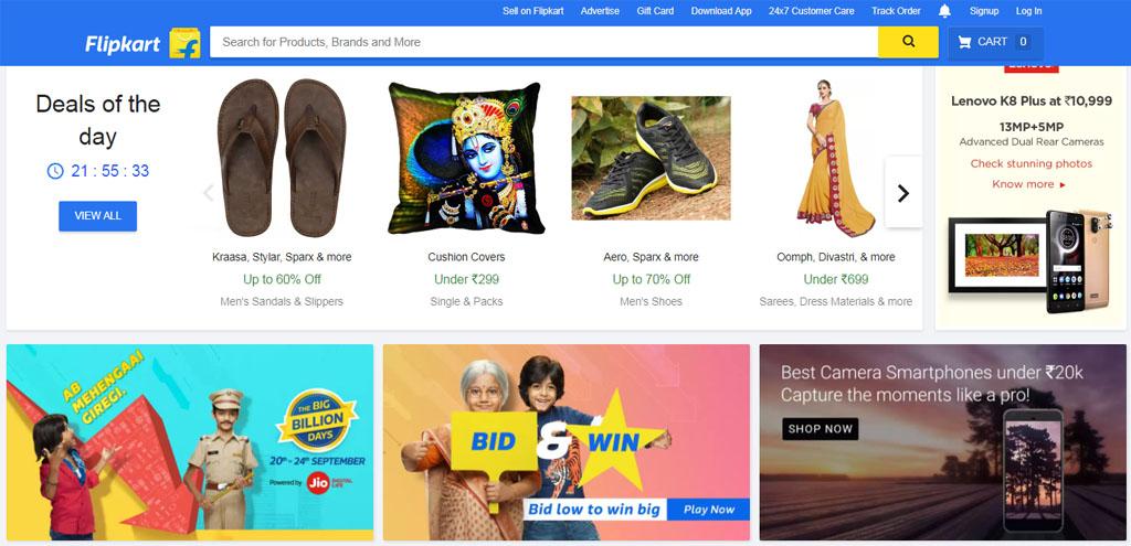 Косметика из Индии магазин flipkart