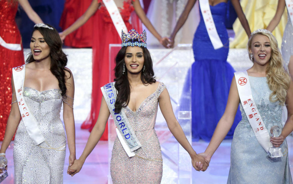 Победительницы Мисс Мира 2017