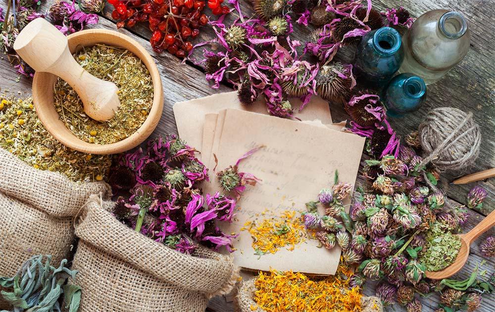 Ароматерапия - 9 волшебных ароматов