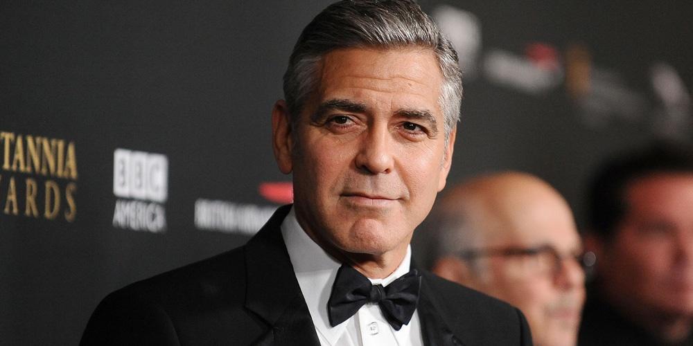 Джордж Клуни деньги