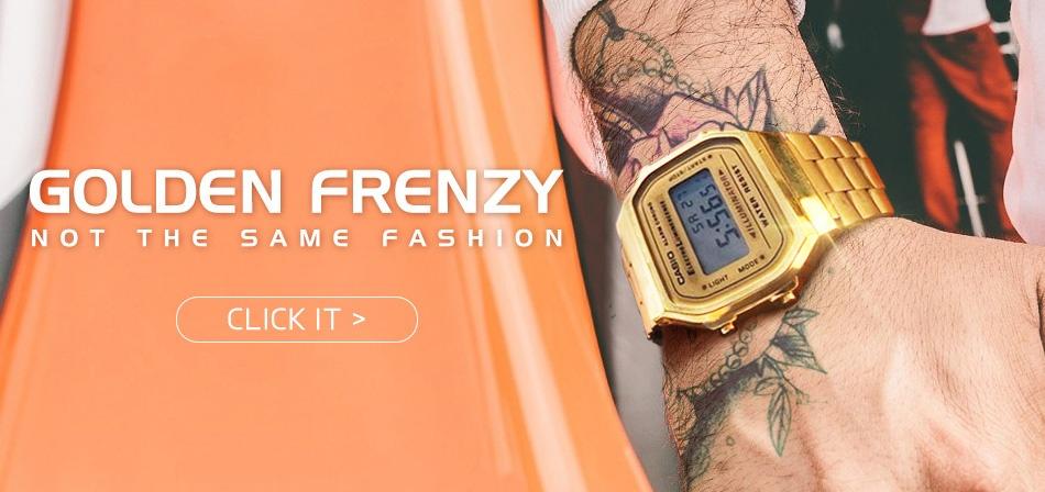 Часы Casio World Time