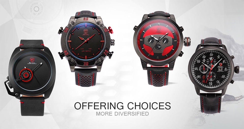 Часы Шарк Shark Watch
