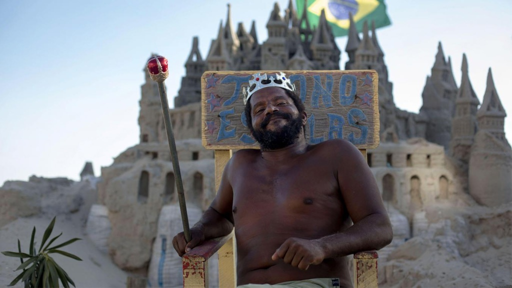 Король песочного замка
