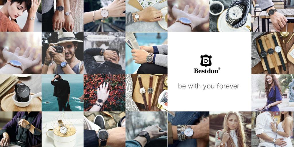 Магазин швейцарских часов Bestdon