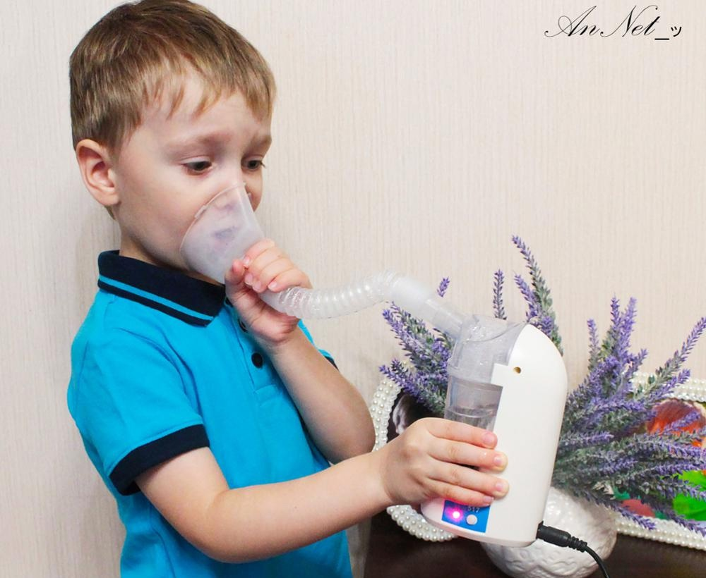 Небулайзер от кашля и насморка