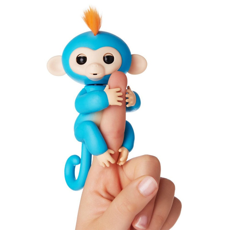 baby monkey fingerlings игрушка