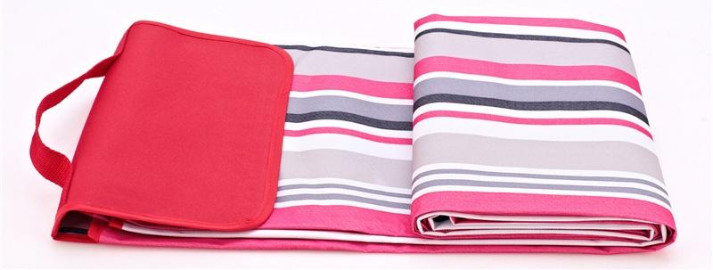 Компактный коврик-скатерть для пикника