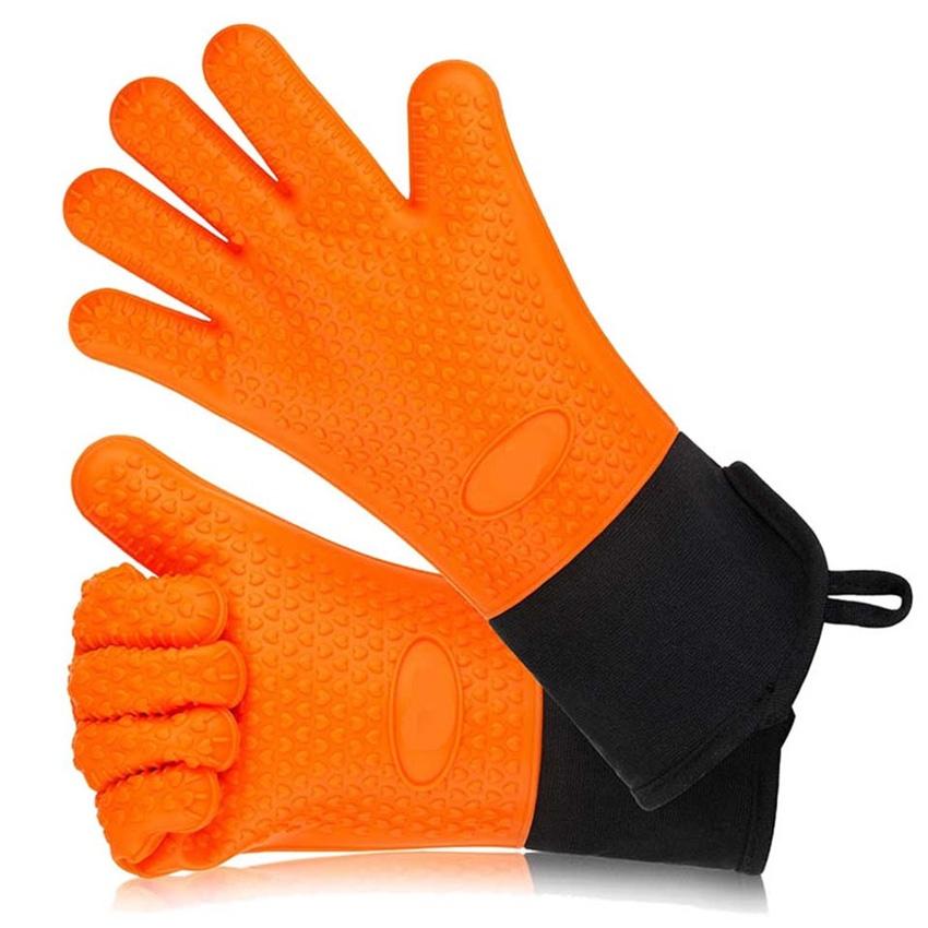 Перчатки для гриля