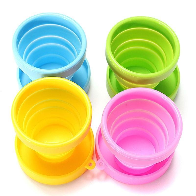 Складные стаканы для пикника
