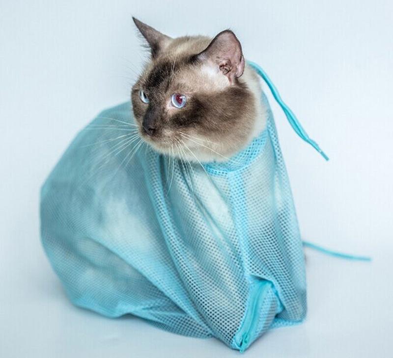 cat grooming bag сумка для купания