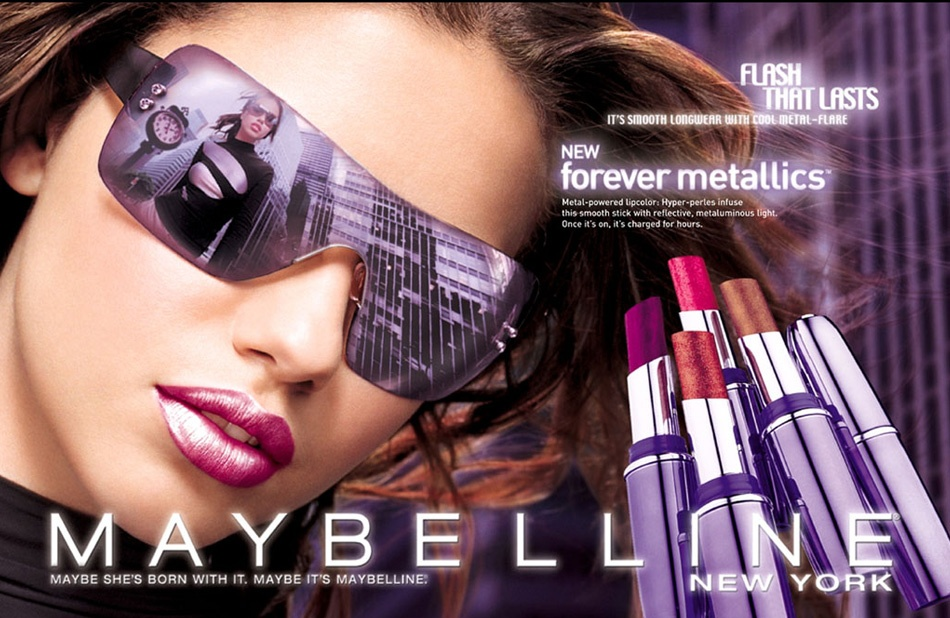 Maybelline косметика