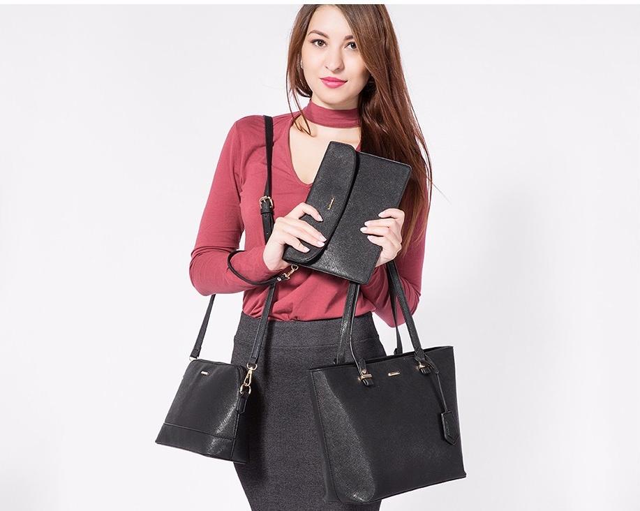 Три женские сумки