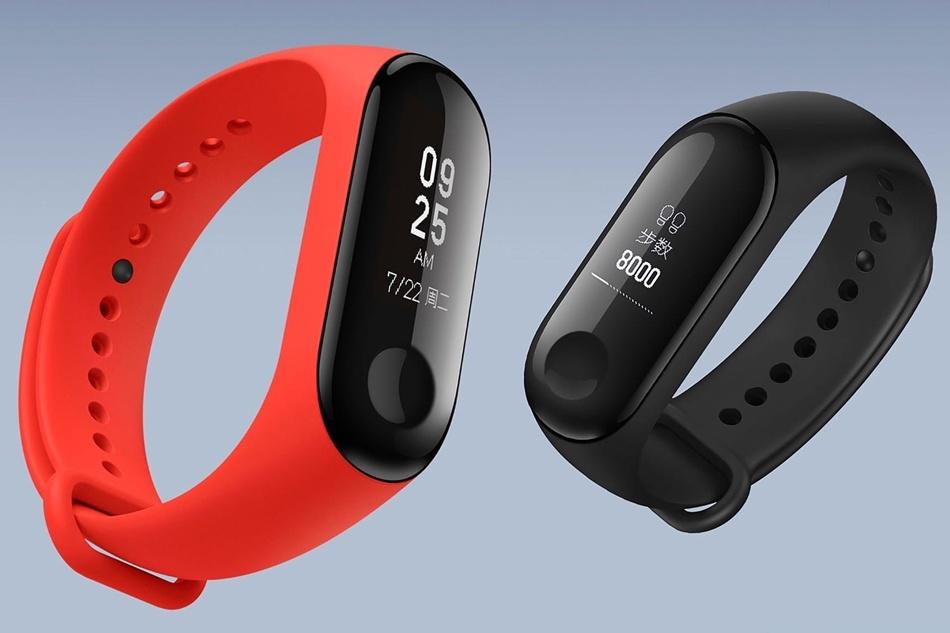 Браслет для фитнеса Xiaomi Mi Band 3