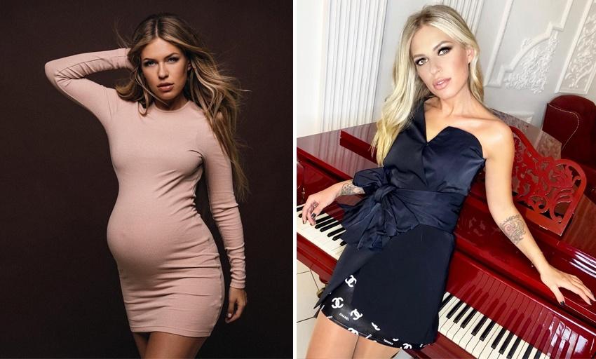 Как похудела после родов Рита Дакота