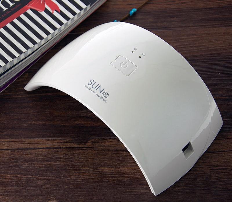 Лампа для ногтей SUN9c