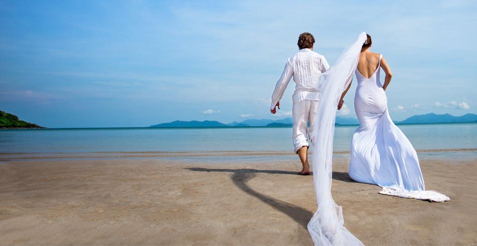 Лучшие страны для свадебных путешествий