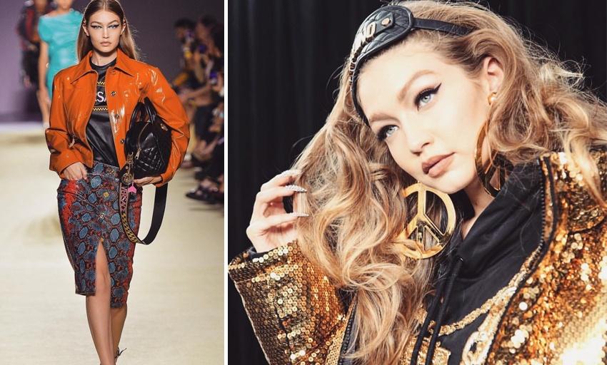 Лучшие топ-модели 2018 Gigi Hadid