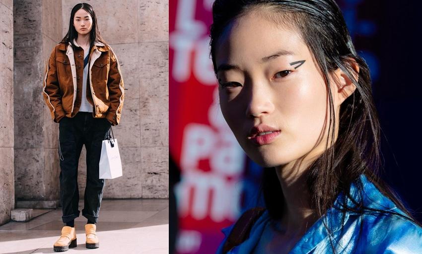 Лучшие топ-модели 2018 Hyun Ji Shin