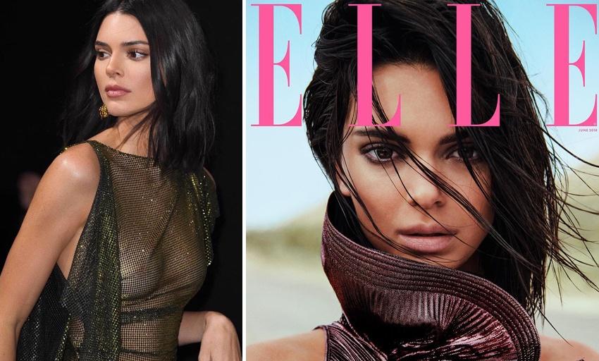 Лучшие топ-модели 2018 Kendall Jenner