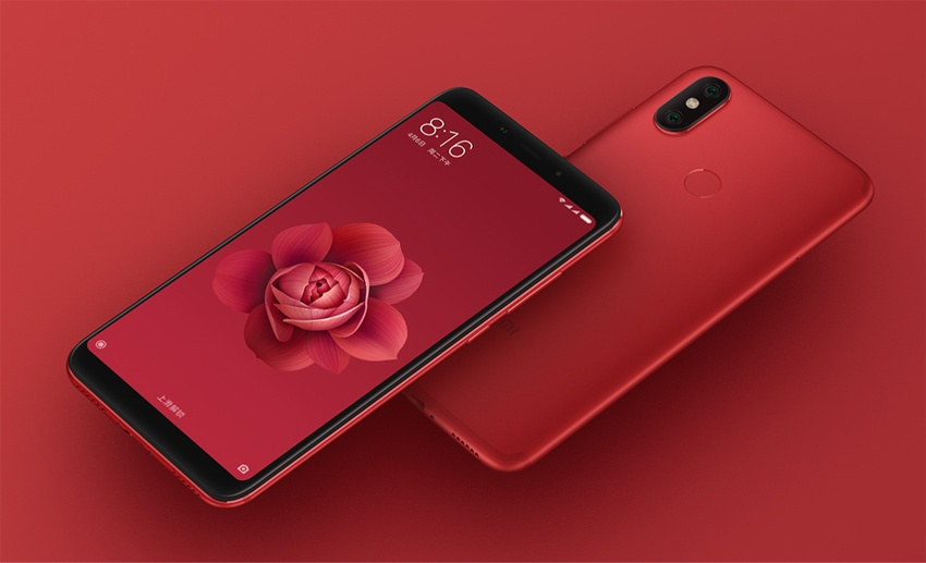 Смартфон Xiaomi Redmi Note 5
