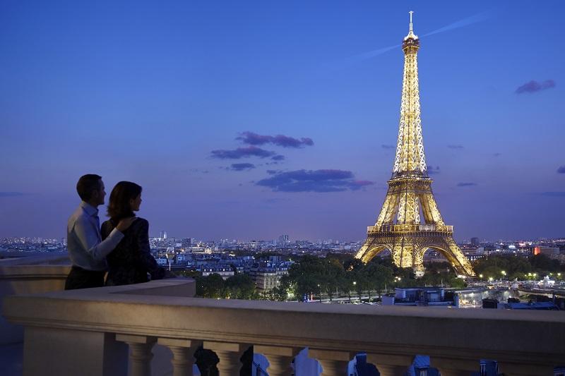 Свадебное путешествие - Франция-Париж