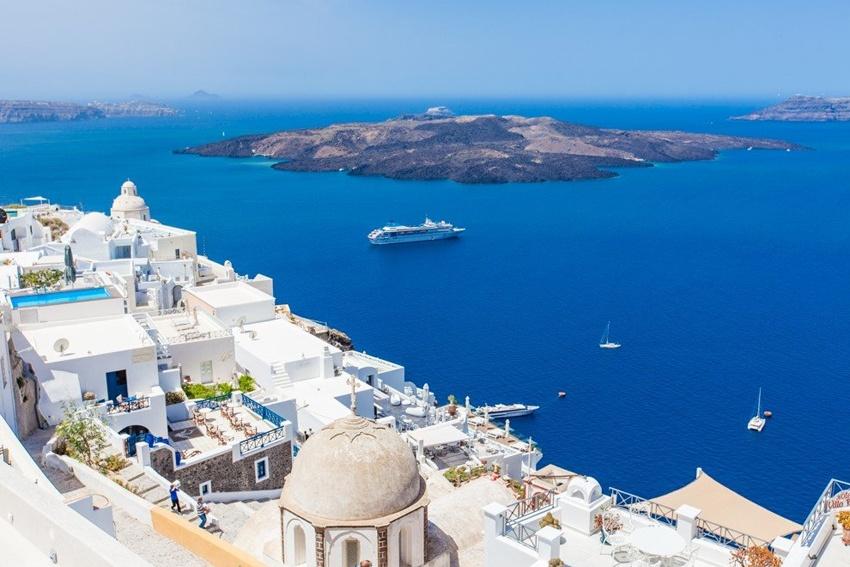 Свадебное путешествие - Греция