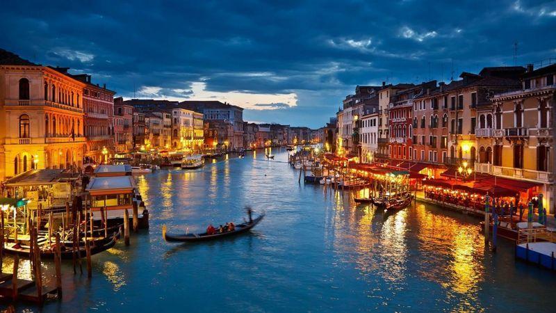 Свадебное путешествие - Италия-Венеция